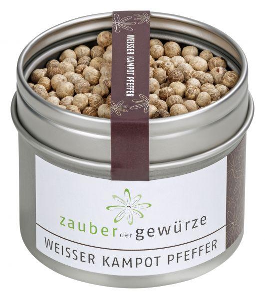 Weisser Kampot Pfeffer