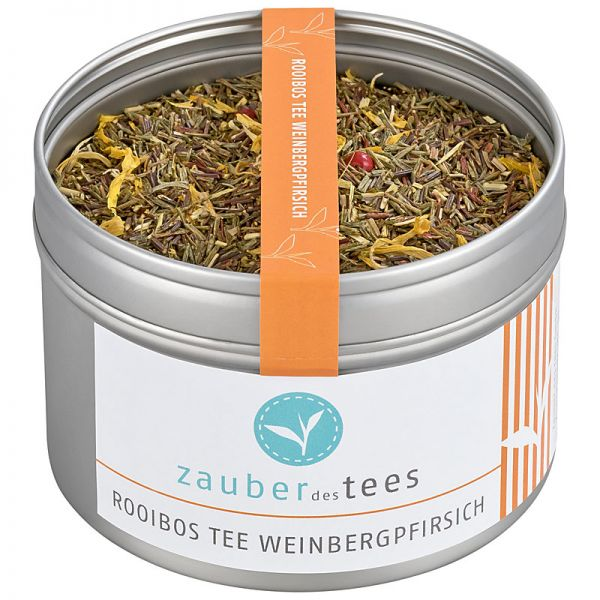 Rooibos Tee Weinbergpfirsich Bio