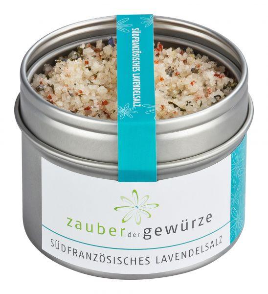 Südfranzösisches Lavendelsalz