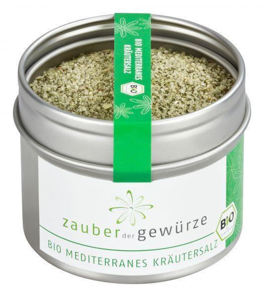 Bio Mediterranes Kräutersalz