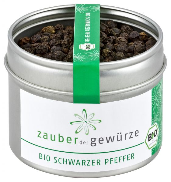 Bio Schwarzer Pfeffer