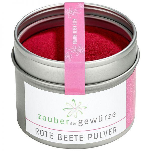 Rote Beete Pulver