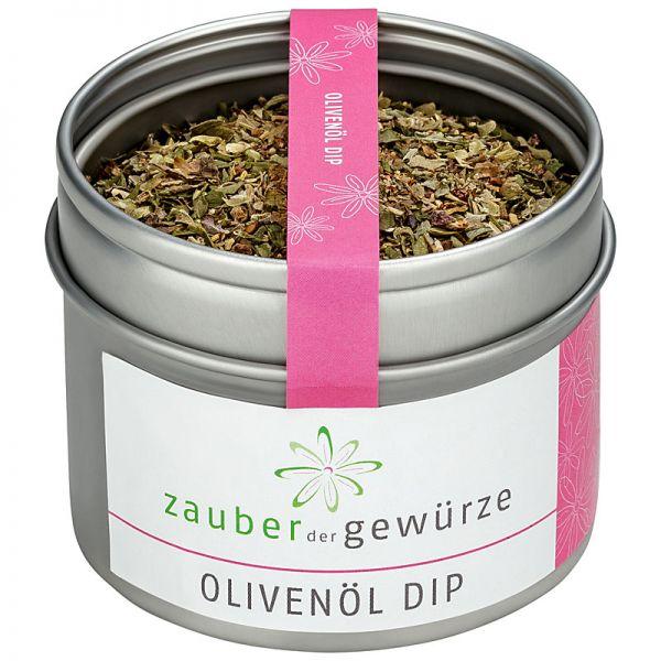 Zauber der Gewürze Olivenöl Dip, 40g