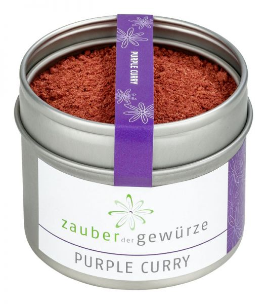 Purple Curry